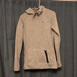Nike Cowl Neck hoodie size SMALL